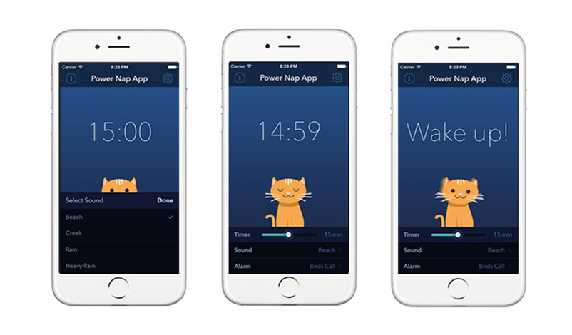 Power Nap App